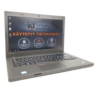 Lenovo ThinkPad T470p käytetty kannettava tietokone