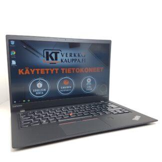 Lenovo ThinkPad X1 Carbon 5th gen käytetty kannettava tietokone