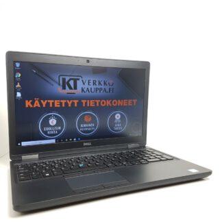 Dell Precision 3520 käytetty kannettava tietokone