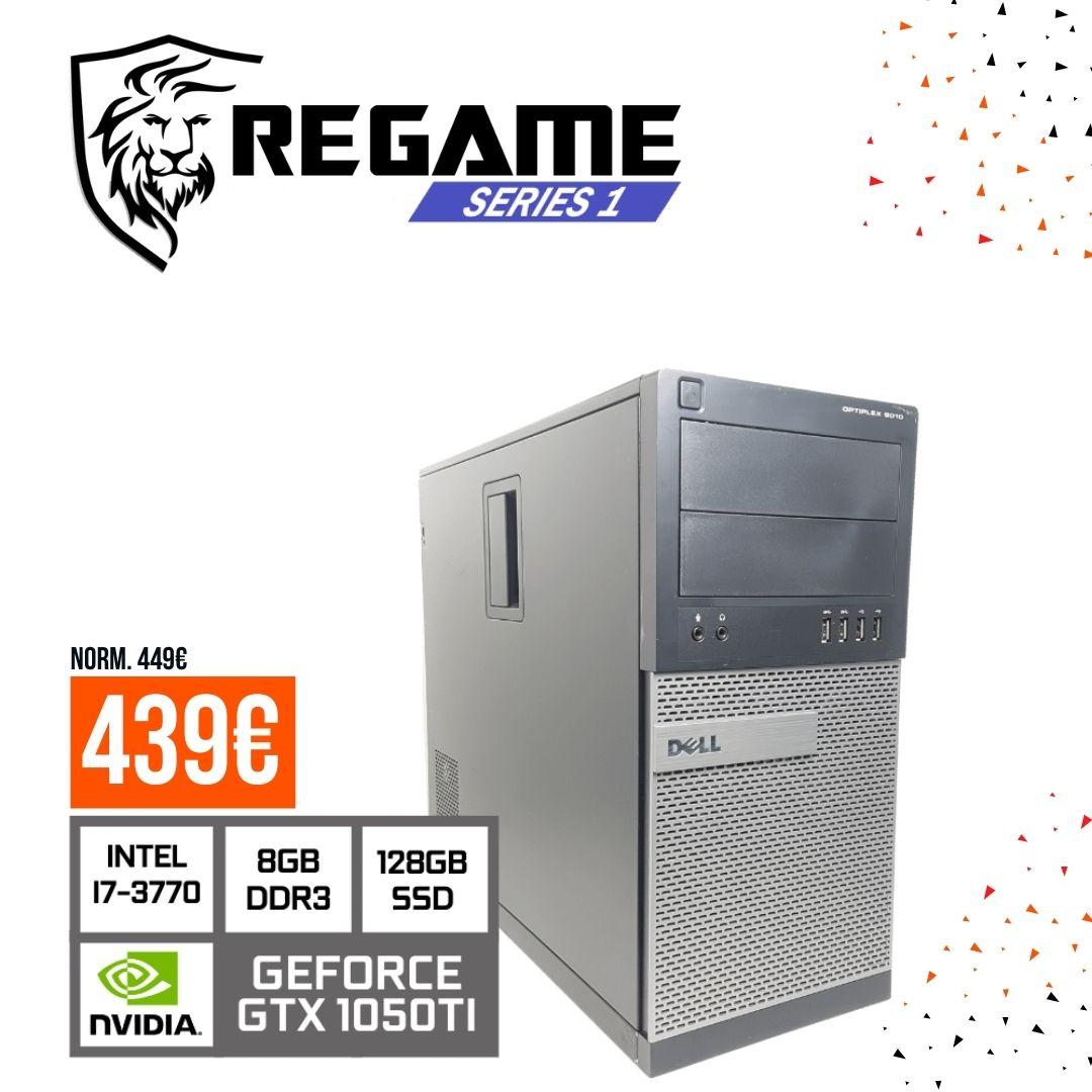 KT Regame Series 1 - Pelikone Dell 9010 Tarjous Mobile
