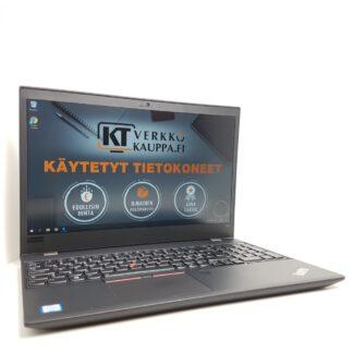 Lenovo ThinkPad P52s käytetty kannettava tietokone