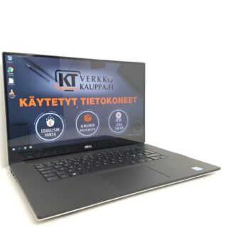 Dell Precision 5520 käytetty kannettava tietokone