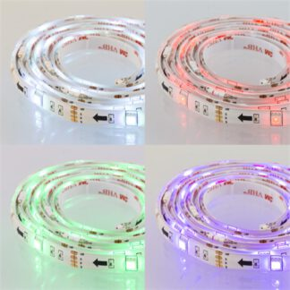 Deltaco Gaming RGB LED -värinauhasarja GAM-114