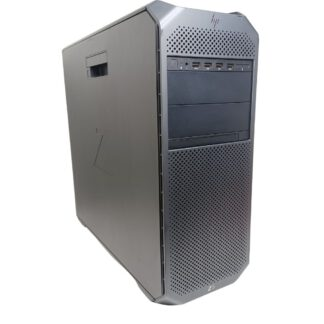 HP Z6 G4 käytetty pöytäkone